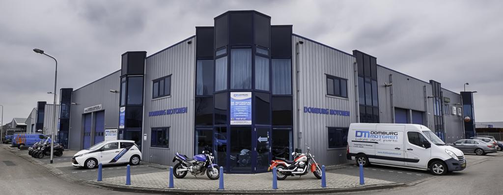 Al 20 jaar Domburg Motoren.